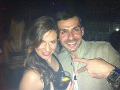 Con la gran hermana Estrella en #LaPosada @Albertodelacru