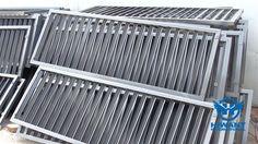 Hiwant realistic type aluminium profile product——aluminium profile fences and railings.