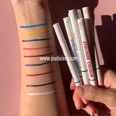 Makeup Eye Looks, Cute Makeup, Skin Makeup, Makeup Art, Beauty Makeup, Beauty Tips, Makeup Goals, Makeup Tips, Eyeliner Pen