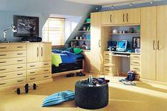 teenageboys bedroom ideas   Teenage Boys Rooms Inspiration: 29 Brilliant Ideas