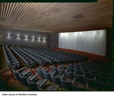 227305PD: Cinecentre, corner of Murray and Barrack Streets, Perth, 1975