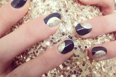 Best DIY Mani for DecemberThe LUXE Life