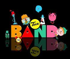 Toca Band #App #iphone