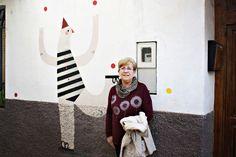 Fanzara, un pueblo de Castellón convertido en capital mundial del arte urbano | Blog de diseño gráfico y creatividad.