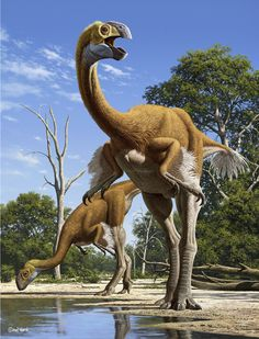 Douglas Henderson Dinosaurs | Dinosaur Art: The World's Greatest Paleoart will be released by ...
