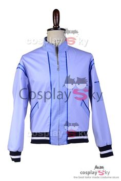Crime Busters (Zwei Ausser Rand und Band) Bud Spencer Jacket Cosplay Costume_6