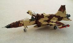 LEGO F-5E Tiger