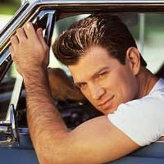 Chris Isaak...I still have the Wicked Game casette.