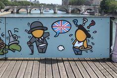 Jace - Paris pont des arts