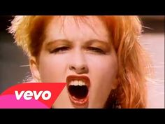 ▶ Cyndi Lauper - Girls Just Want To Have Fun - YouTube
