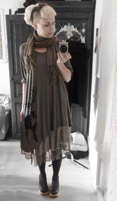strega fashion   Destroy what you enoy