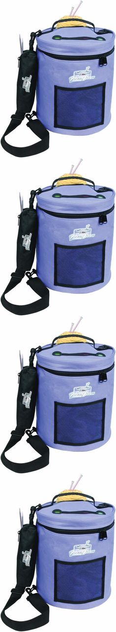 Totes and Cases 83927: Yarn Organizer Tote Bag Crocheting Knitting Travel Case Craft Accessory Pounch -> BUY IT NOW ONLY: $35.93 on eBay!