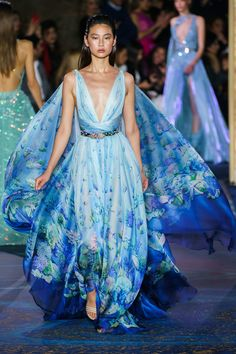 Zuhair Murad Spring 2019 Couture Collection - Vogue