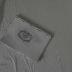 by me  #eye #draw #beautiful