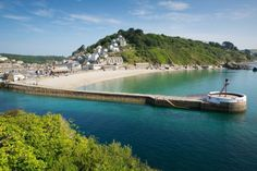 (Monarch) Europe's Funniest Place Names: Looe, Cornwall - If boating and fishing is your thing, go no further than this idyllic coastal town and fishing port in Cornwall where it is even possible to spot exotic sharks. Looe also has some of the best New Year celebrations in the UK, with revellers wearing fancy dress in the streets.