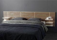 Une tête de lit zen, IKEA - Marie Claire Maison