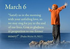 Children of Destiny: March 6, 2015