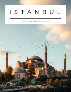 Spots to visit in Istanbul