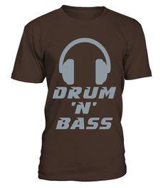 Drum n Bass Music T Shirts  #gift #idea #shirt #image #music #guitar #sing #art #mugs