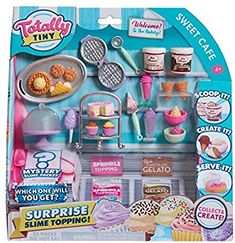 Baby Barbie, Barbie Dolls Diy, Barbie Food, Doll Clothes Barbie, Doll Food, Little Girl Toys, Toys For Girls, Kids Toys For Christmas, Kids Jewelry Box
