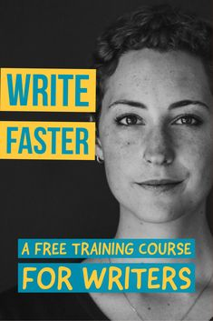 This course is brilliant! Really helped me calm down and enjoy writing again.