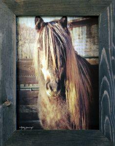 Western Decor 15x19 Horse Decor Horse Sign by RusticPrimitivesEtc