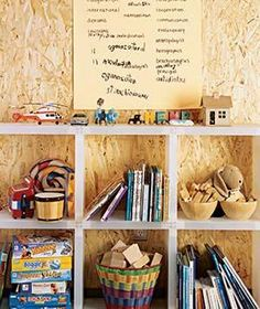 One family's inspired ideas for managing nearly every room in the house.