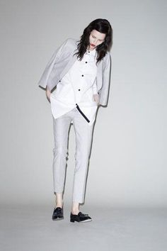 c689ce1c2d8 Resort 2014 Fashion - The Best Looks from Resort 2014 - Band of Outsiders  Resort 2014