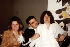 The Telegraph- 'My father, New York's most feared mafia boss' Rita with her parents at a meal after her confirmation
