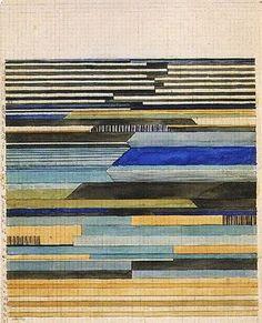 Gunta Stölzl weaving pattern