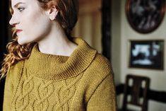 Pom Pom Quarterly Autumn 2015: Jean pattern by Nadia Crétin-Léchenne