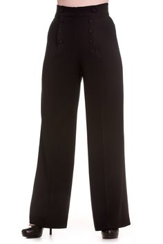 Nelly Bly Trousers