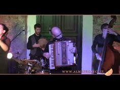 ALMA PROJECT - Klezmer Band - Tammurriata