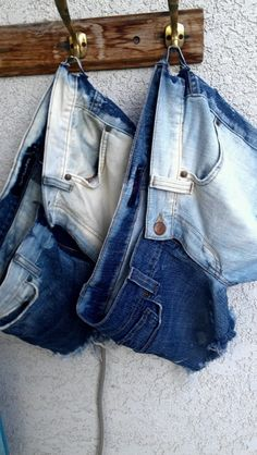 Denim Stonewash shorts
