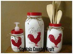 Mason Jar Crafts – How To Chalk Paint Your Mason Jars - Relanity Mason Jar Projects, Mason Jar Crafts, Mason Jar Diy, Large Mason Jars, Glass Jars, Chalk Paint Mason Jars, Painted Mason Jars, Diy Hanging Shelves, Floating Shelves Diy