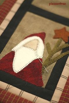 pleasentree~日々の楽しみ: Christmas QAL - Mar #3