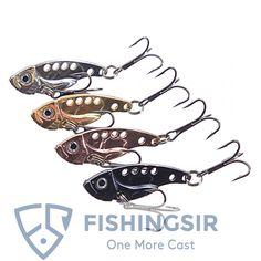 FishingSir 3D Eye Blade Crank VIB, $0.89 - FishingSir