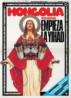La @revistamongolia nos ofrece este mes un número apasionado que viene hecho un Cristo, para celebrar la Semana Santa en su línea: http://www.veniracuento.com/content/revista-mongolia-no-21-abril-2014