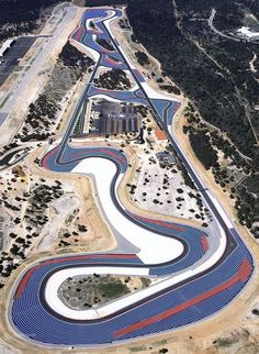 The epic Paul Ricard...