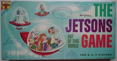 TRANSOGRAM: 1962 The Jetsons Out Of This World Game