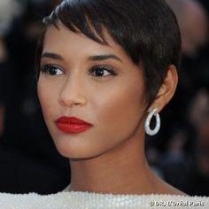 Tais Araujo : son maquillage glamour pour une peau mate au Festival de Cannes
