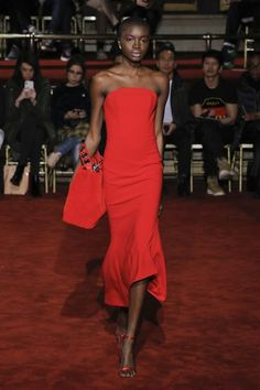 Christian Siriano Fall 2018 Ready-to-Wear Fashion Show Collection