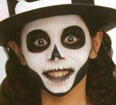 ideas maquillajes halloween para niños | Todo Halloween