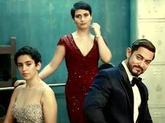 Fatima Sana Shaikh and Sanya Malhotra reveal Aamir Khan's prankster avatar