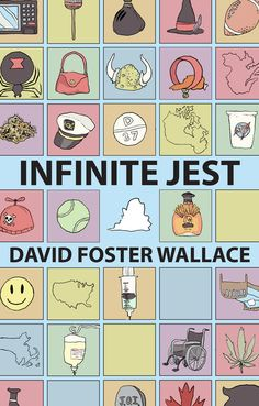 Infinite Jest Book Cover by ~Fish-man on deviantART