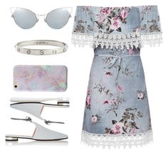 """""""Untitled #423"""" by omgitskaylapope ❤ liked on Polyvore featuring WearAll, Barneys New York and Cartier"""