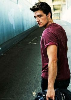 Josh Hutcherson via theBerry