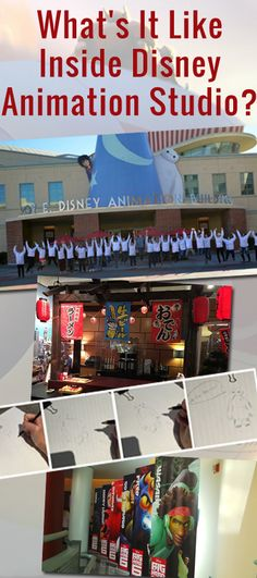 An inside look at Disney Animation Studio, including a Big Hero 6 drawing lesson from Animator Jin Kim.