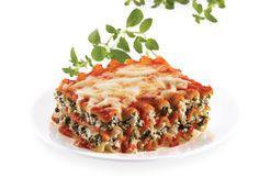 Essayez notre recette de lasagne express à la florentine! Cette recette vous économisera du temps et plaira à toute votre famille, vous y compris.