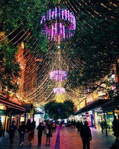 Glædelig jul / merry Christmas #christmaslights #christmasdownunder #sydneysider #sydneyigers #latergram #pittstreetmall #vscocsm #vscochristmas #aussiechristmas #xmas